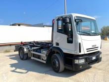 Camion Iveco 150 E 25 SCARRABILE BALESTRATO ANTERIORE E POSTERI polybenne occasion