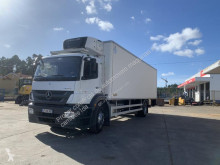 Used multi temperature refrigerated truck Mercedes Axor 1829 NL