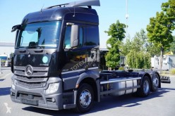 Camion BDF second-hand Mercedes Actros 2542