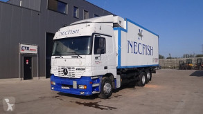 Used mono temperature refrigerated truck Mercedes Actros 2543