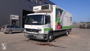 Used mono temperature refrigerated truck Mercedes Atego 1524