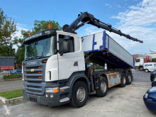 Camion Scania R 420 tri-benne occasion