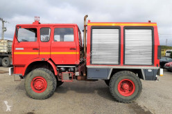 Used fire truck Renault JP 2 AUTO POMPE 4X4