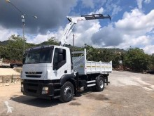 Camion Iveco Stralis AD 190 S 31 P benne occasion