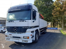 Camion plateau occasion Mercedes Actros 2543