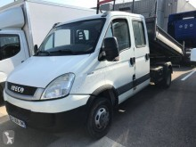 Camion Iveco Daily 35C18 benne Enrochement occasion