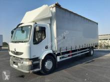 Camion rideaux coulissants (plsc) occasion Renault Midlum 300.18 HEAVY