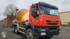 Camion béton toupie / Malaxeur Iveco Trakker AD260T36 6x4 7Qubik Liebherr Euro:5 ZF-Schalte