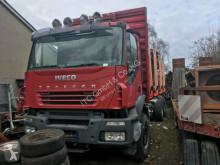 Camion grumier occasion Iveco AD260T450PS 6x4 Blatt Blatt (E:5)