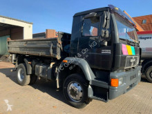 Used tipper truck MAN 14.264AK 4x4 Kipper 3.S.Meillerstahl