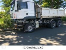 Camión MAN TGA26.410AK 6x6 Blatt/Blatt 3.S.Kipperstahl volquete usado