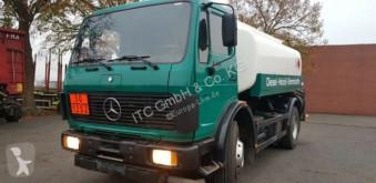 Mercedes 1726 1722 Tanker A3 Diesel/Heizöl 12500 Liter gebrauchter Tankfahrzeug