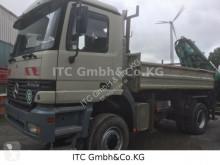 Used tipper truck Mercedes 2031AK Kipper mit Kran/Funk Atlas 155.1