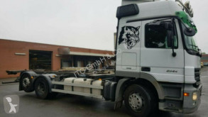 Mercedes 2544 BDF German Truck truck used chassis