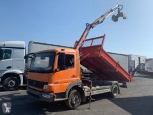 Camion Mercedes Atego 816 benne occasion