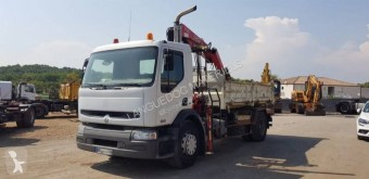 Camion Renault Midlum 220 DCI tri-benne occasion