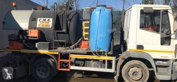 Camião cisterna de alcatrão Iveco Eurocargo 120 E 21