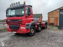 DAF CF85 FA 410 truck used hook lift