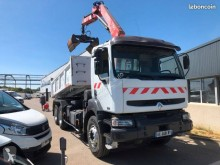 Camion benne TP occasion Renault Kerax 380