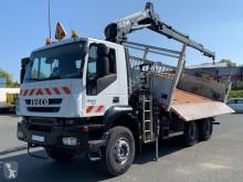 Ciężarówka Iveco Trakker 360 wywrotka dwustronny wyładunek używana