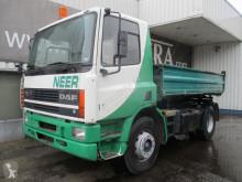Camion DAF 75 ATI 270 tri-benne occasion