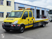 Used tow truck Iveco Daily 65C17*EEV*7-Sitze*Klima*Seilwi