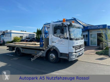 Грузовик автовоз Mercedes 823 Atego Autotransport Baumaschinen Transporter