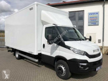 Camion fourgon occasion Iveco Daily 70 C 18 A8 P Koffer+LBW+Klimaauto+AHK