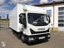 Camion fourgon occasion Iveco Eurocargo Eurocargo ML75E21 Koffer+LBW+AHK Klima