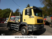 MAN TGM 18.290/ 4X4 truck used tipper