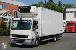 Used refrigerated truck DAF LF 45.220EEV Carrier Supra 950Mt/Bi-Temp/Tür/ATP