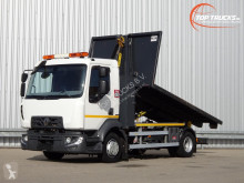 Renault D10.240 7T. Haakarm, Hooklift, Abrollkipper - E6 truck used hook arm system