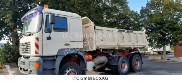 Used tipper truck MAN 26410 Kipper