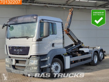 MAN hook arm system truck TGS 26.440