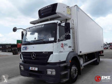 Used mono temperature refrigerated truck Mercedes Axor 1824