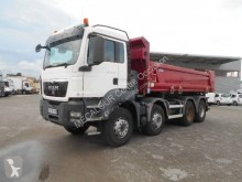 Camion MAN TGS 18.440 bi-benne occasion