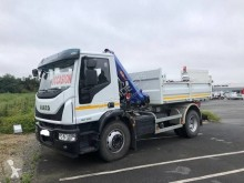 Camion Iveco Eurocargo 150CV benne occasion