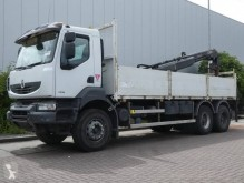 Camion plateau ridelles occasion Renault Kerax 320.26 DCI