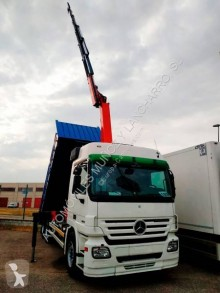 Mercedes Actros 2644 truck used container