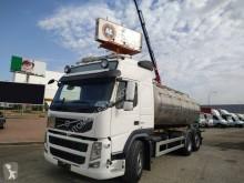 Volvo FM 500 truck used tanker