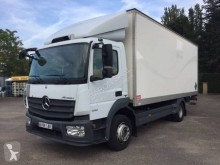 Camion fourgon polyfond occasion Mercedes Atego 1218 NL