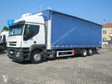 Camion Iveco Stralis 260 E 36 Teloni scorrevoli (centinato) usato