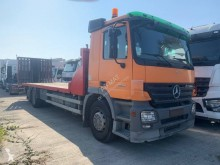 Mercedes heavy equipment transport truck Actros 2536 NL