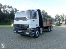 Used construction dump truck Mercedes Actros 2635