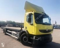 Camión caja abierta estándar usado Renault Premium 380.19