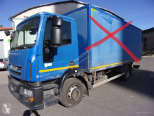 Camión furgón usado Iveco Eurocargo AUTOCARRO IVECO EUROCARGO 140E25
