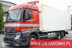 Mercedes Actros 2542 truck used mono temperature refrigerated