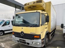 Used mono temperature refrigerated truck Mercedes Atego 1215
