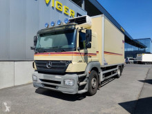 Used mono temperature refrigerated truck Mercedes Axor