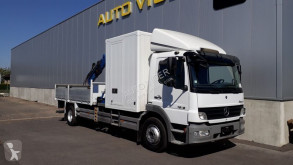 Camion plateau occasion Mercedes Atego 1518